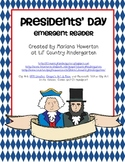 Presidents' Day: An Emergent Reader About Washington and Lincoln