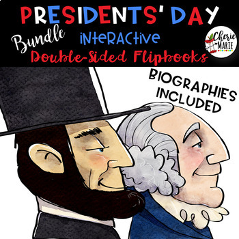 Presidents' Day Reading Passages & Activities: Abe Lincoln & George Washington