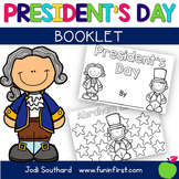 President's Day Booklet