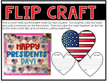 Presidents' Day Bulletin Board