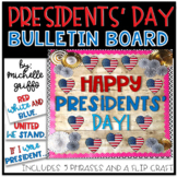 Presidents' Day Bulletin Board