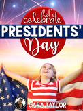 Presidents' Day Bundle ~ Presentation, Informational Text,