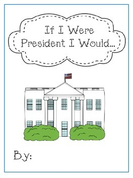 President's Day Class Book