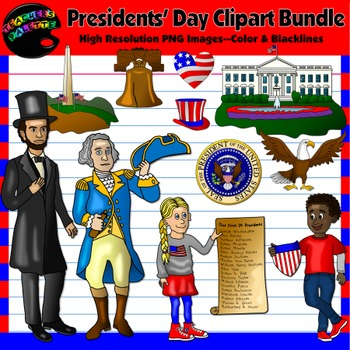 Presidents' Day Clipart
