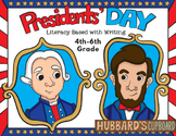 Presidents' Day - Annotation- Text Dependent Anticipation Guide- Opinion Writing