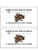 President's Day Coin mini book