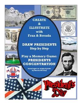 Presidents' Day: Create & Illustrate with Fran & Brenda