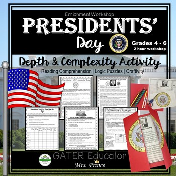 Presidents Day   Depth and Complexity
