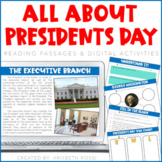 Presidents Day Digital Activities