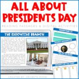 Presidents Day Digital Activities