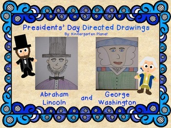 Presidents' Day Directed Drawing