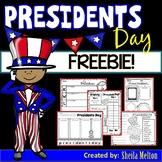 Presidents Day FREEBIE!