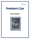 President's Day: First Grade Leveled Book - Level C