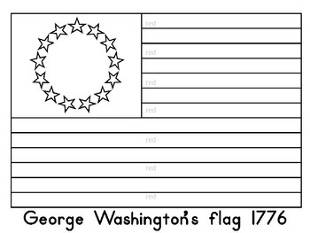President's Day Flags