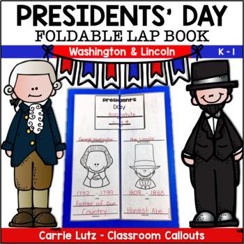 Presidents' Day Foldable
