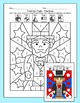 Presidents' Day Math Color by Fractions: George Washington
