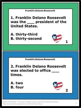 Franklin Delano Roosevelt Cornerstones of Freedom