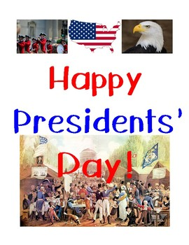 Presidents' Day - First Ladies, Fun facts, Inspiring Quotes, Game