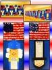 Presidents' Day George Washington Abe Lincoln Bulletin Board Bundle Craftivity