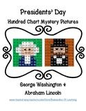 Presidents Day George Washington Abraham Lincoln Hundred C