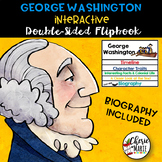 Presidents' Day: George Washington Biography Passage and R