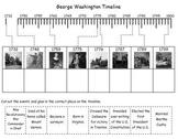 President's Day - George Washington Photo Timeline