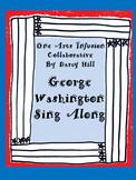 President's Day George Washington Sing Along mp4 File