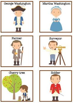 Presidents Day George Washington the 1st President