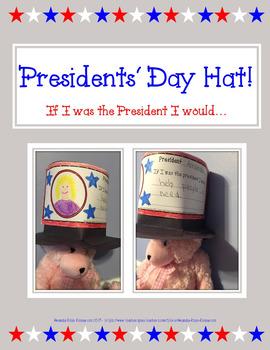 Presidents' Day Hat!