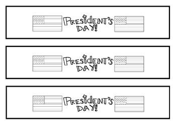 President's Day Headband