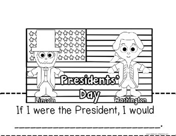 Presidents' Day Headband Hat