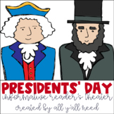 Presidents' Day Reader's Theater