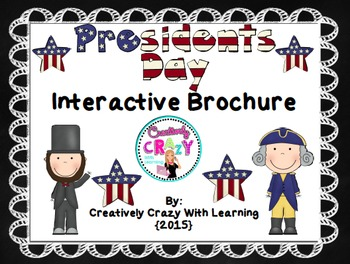 President's Day Interactive Brochure