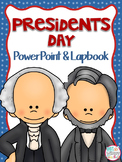 Presidents Day PowerPoint and Lapbook