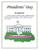 Presidents' Day Lapbook