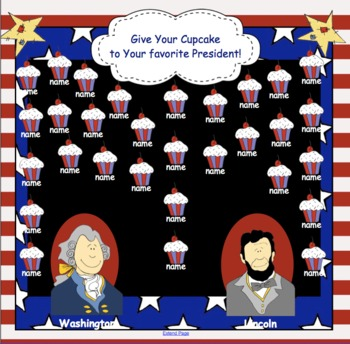 President's Day Lincoln and Washington Interactive Activities