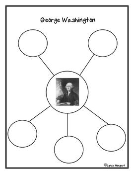 President's Day: Lincoln and Washington Math and Writing Station