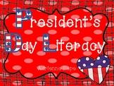President's Day Literacy
