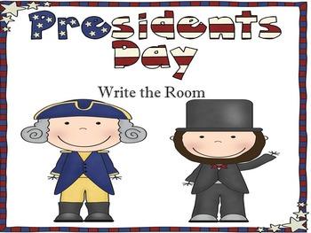 Presidents' Day Literacy