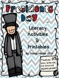 President's Day Literacy Activities