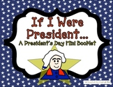 President's Day Mini Booklet