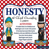 Honesty A School Counseling/Character Ed Lesson