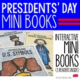 Presidents Day Mini Books
