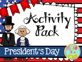 President's Day Mini Unit