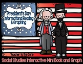 Presidents' Day Mini-book and Graph Freebie