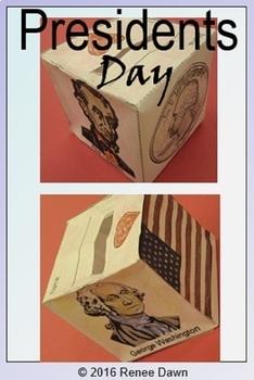 Presidents Day Money Bank