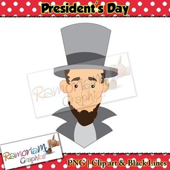 President's Day Clip Art