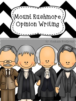 Presidents' Day Mount Rushmore