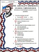 President's Day & Inauguration Activities: Mr. Lincoln's Whiskers Activities