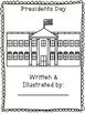 Presidents Day Non-Fiction Writing Template Chapter Book